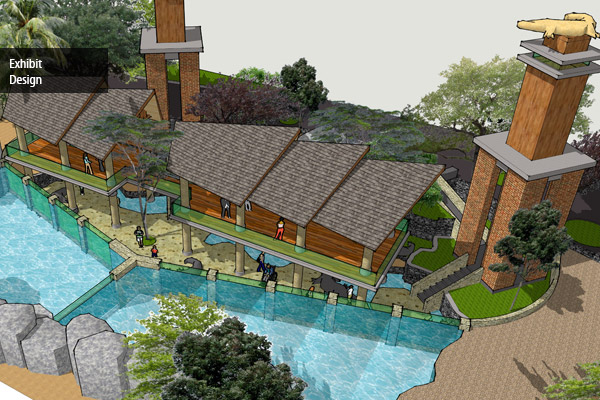 Zoo consultants zoo exhibit design master planning zoo park and having been in the business of zoo exhibit design services for more than a decade we consider that the best understanding of a design relies on the malvernweather Choice Image