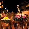 Celebrating the Festival of Good Luck, Happy Loi Krathong!!