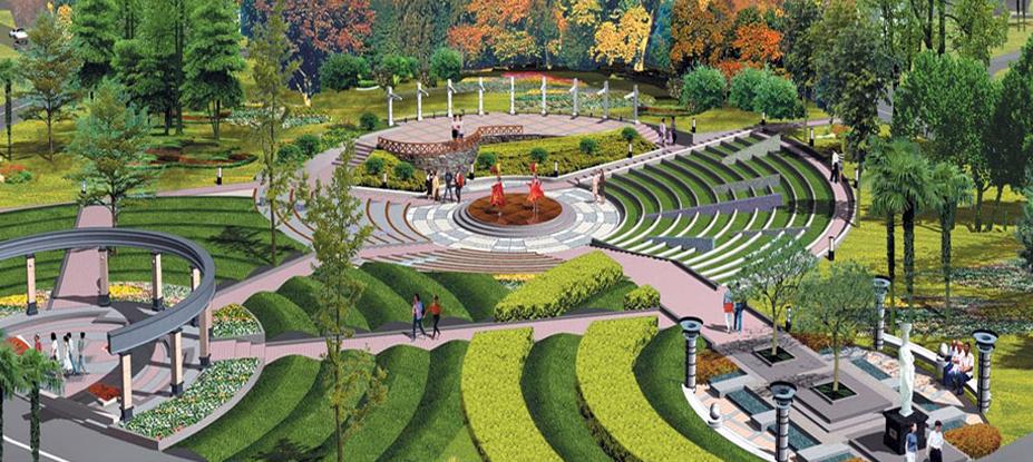 public gardens design garden designing services - Garden Design Services